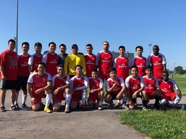 Put your business (website, address, logo, phone) on soccer team in Lincoln