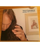 Kingdom of Conscience by Vini Contreas CD NEW SEALED Free Shipping OOP RARE - $15.15