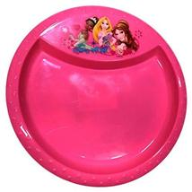 Princess - Children's Tableware Plastic Plate/Snack Plate - $9.45