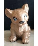 """Vintage Ceramic Cat Figurine 6"""" Tall - $9.50"""
