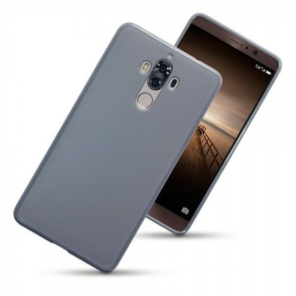 Huawei Mate 9 Case Covertech Series Flex Gel TPU High Tensile Cover Grey  XTM1™ - $6.53