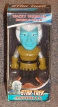 2009 Funko Star Trek Andorian Wacky Wobbler Bobble Head New In The Box - $29.99