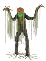 On Hand Now 7' ANIMATED ROOT OF EVIL Halloween Prop HAUNTED HOUSE HALLOWEEN - $275.46