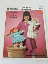 Patons Take Me To Grandma - $8.90