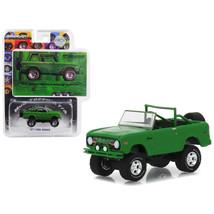 1971 Ford Bronco Take Control Green BFGoodrich Vintage Ad Cars Hobby Exc... - $13.15