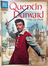 QUENTIN DURWARD (1955) Dell Four Color Comics #672 VG/VG+ - $12.86