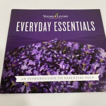 YOUNG LIVING ESSENTIAL EVERYDAY OILS BOOK BOOKLET BROCHURE 17 PG FULL CO... - $4.97
