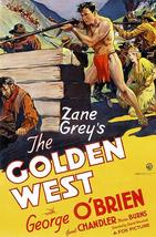 The Golden West - 1932 - Movie Poster - $9.99+