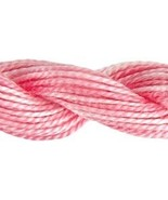 Rose Petals (4180) Variations Pearl #5 27 yd skein 100% cotton DMC - $2.54