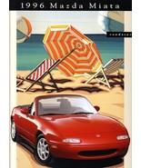 1996 Mazda MX-5 MIATA sales brochure catalog US 96 - $10.00