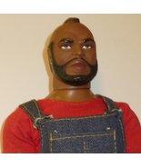 "Vintage 1983 Galoob A Team TV show MR T B.A Baracus action figure doll 12"" - $44.99"