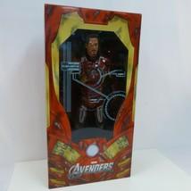 Marvel Avengers Iron Man NECA 1/4 Scale Action Figure Reel Toys Tony Stark - $91.73
