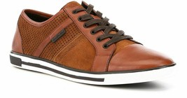 Kenneth Cole New York Men's Initial Step Sneakers Rust, Size 7.5 M - $59.39