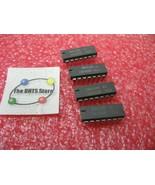 SN7400N National Semiconductor TTL Quad NAND Gate IC 7400 Grey Plastic N... - $4.74