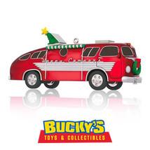 Happy Campers 2014 Hallmark Ornament  RV Camping Motorhome  Christmas Va... - $19.74