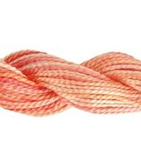 Tropical Sunset (4120) Variations Pearl #5 27 yd skein 100% cotton DMC - $2.54