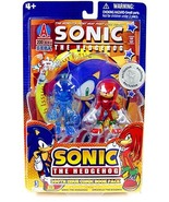 Sonic The Hedgehog: Sonic & Knuckles the Echidna Figure 2-Pack with Comi... - $69.99