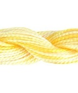 Morning Sunshine (4077) Variations Pearl #5 27 yd skein 100% cotton DMC - $2.54