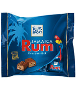 Ritter Sport Jamaica RUM chocolates 200g Made in Germany FREE SHIP - $11.18