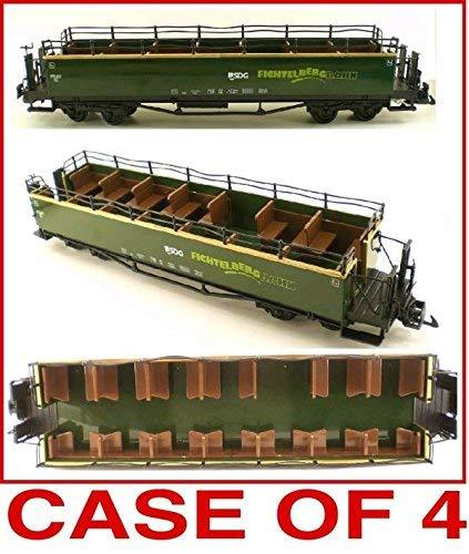 Fichtelbergbahn Observation And Sight Seeing Car 4 Pc Set