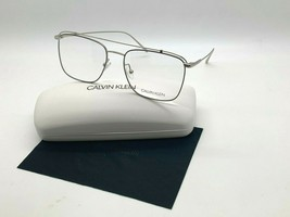 Calvin Klein CK5461 713 Light GOLD/SILVER Eyeglasses Frames 55-17-145MM/CASE - $36.82