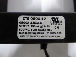 CTS-0800-12 CTS Large Split-Core Current Transformers 0800A-3.5x3.5 New image 2