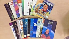 Large Lot 21 Children's Paperback Books Liftoff, Amish Homes, Flight of ... - $6.92