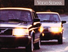 1993 Volvo SEDANS brochure catalog US 93 240 940 960 - $8.00