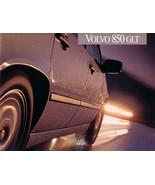 1993 Volvo 850 GLT sales brochure catalog US 93 850GLT - $8.00