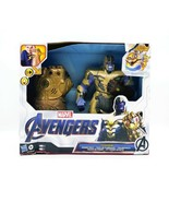 Marvel Avengers Thanos Power Pack / Action Figure & Infinity Gauntlet - $59.23