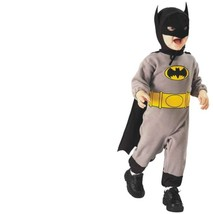 Batman - Costume - Infant - 6-12 Months - Baby Bat Man Dark Knight - $17.30