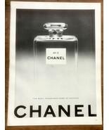 """Original Vintage 1948 Chanel No. 5 Perfume Ad 9 1/2"""" x 12 3/4"""" - $23.65"""
