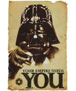 Darth Vader Star Wars Character Poster Print Room Wall Art LIMITED EDITION - $14.99