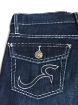 New ROCK & REPUBLIC R&R Size: 2 Cropped Carpi Stretch Jeans. Капри Джинс... - $60.00