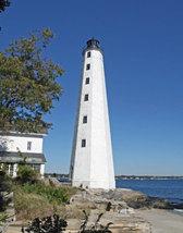 New England Lighthouse, New London CT 11x14 Fine Art Photography Photo P... - $24.00