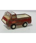 """Vintage Tonka Truck Red and White Pressed Steel and Plastic 4.5"""" #Tonka ... - $14.85"""