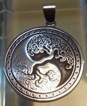 Pendant Celtic Tree of Life Amulet Jewelry 925 sterling silver (c609) Bi... - $42.57