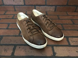 Cole Haan Air Jasper Sneakers Brown Leather Size 11.5 - $68.81