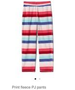 GapKids Print Fleece PJ Pants: 10 - $13.37
