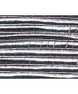 Silver (6210) DMC Memory Thread 3 yds fiber cop... - $2.70
