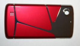 OEM LG VX8575 Chocolate Touch Door Back Cover Red - $6.89