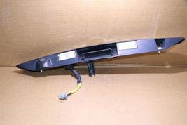 08-10 Chrysler Town & Country Rear Liftgate Tailgate Hatch Handle Trim W/ Camera image 6