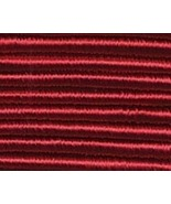 Red (6040) DMC Memory Thread 3 yds fiber copper wire 100% colorfast  - $2.70