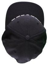 Crooks & Castles F.W.U Fu k with Us Dark Navy Snapback Baseball Hat NWT image 6