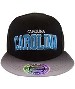City Hunter Carolina Gradation Men's Adjustable Snapback Baseball Cap Bl... - $9.95