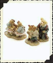 "Boyds Bearly Built Villages ""The Chapel in the Woods"" #91503-1* 2000*New... - $11.99"
