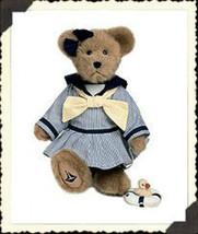 """Boyds Bear """"Morgan T. Yachtley w/Bill"""" #912644 - 14"""" Plush Bear-2002-NWT... - $24.99"""