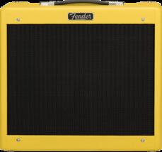 Fender Blues Junior IV Swamp Thang Graffiti Yellow Tube Guitar Amplifier... - $699.99