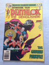 Marvel Comics Astonishing Tales Deathlok The Demolisher # 36 1976 Comic Book - $2.99