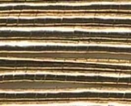 Gold (6200) DMC Memory Thread 3 yds fiber copper wire 100% colorfast  - $2.70